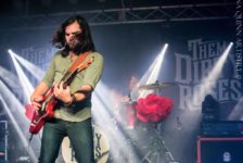 Them Dirty Roses- Events