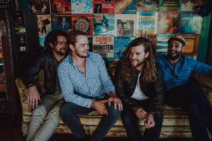 future thieves nashville unsigned featured band of the week. nashville rock