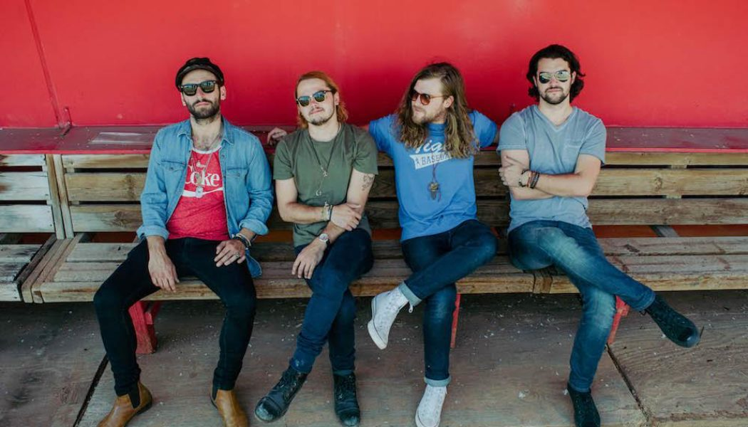 future thieves nashville unsigned featured rock band of the week