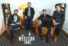 """The Western Sons: """"Send My Love"""" & Your Dad's Favorite Pop Rock Band"""