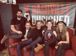 the western sons nashville unsigned featured band new song review penelope