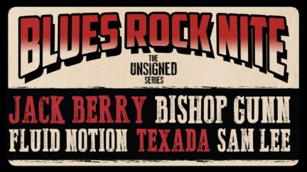 the unsigned series blues rock nite presented by nashville unsigned