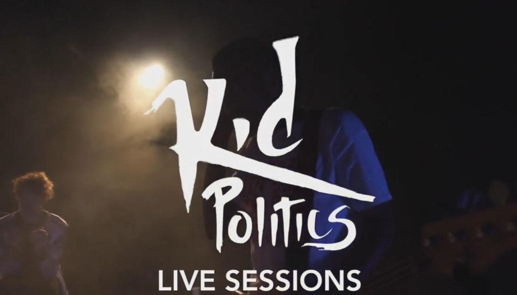 Kid Politics Heartline Exclusive Video