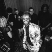 Paul McDonald hitches a ride with Project 615