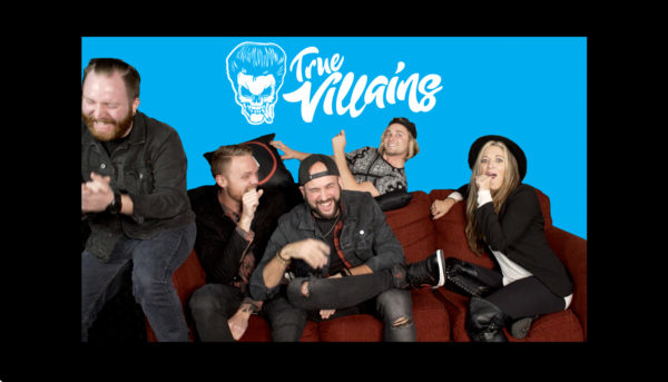 TRUE VILLAINS INTERVIEW 1400