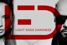 light ends darkness, shine bright, edm, electronic, pop, rock, soul, hop hop