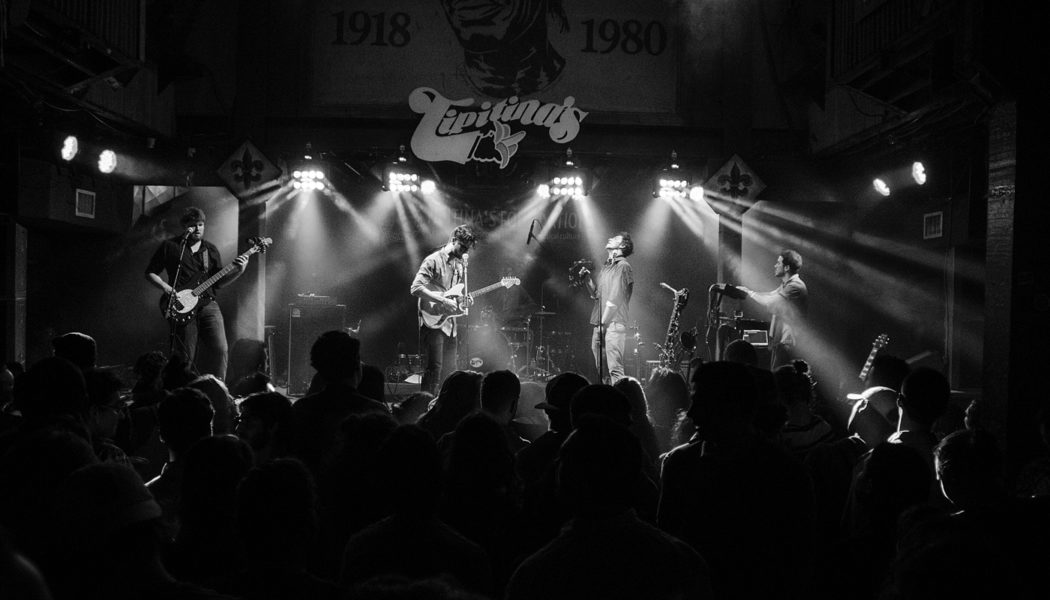 nashville unsigned featured band stoop kids upcoming concerts