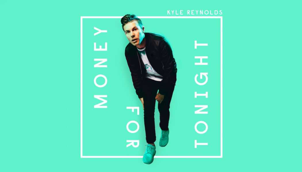 """Nashville Unsigned featured artist Kyle Reynolds launches his new single """"Money for Tonight"""" Review"""