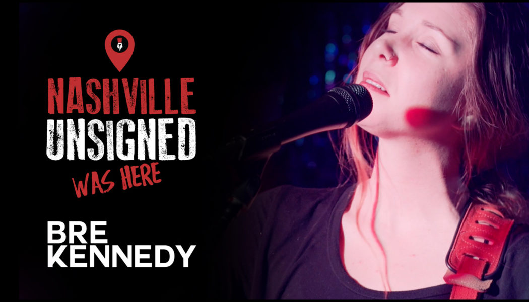 Bre Kennedy Nashville Unsigned Fuel For The Fire
