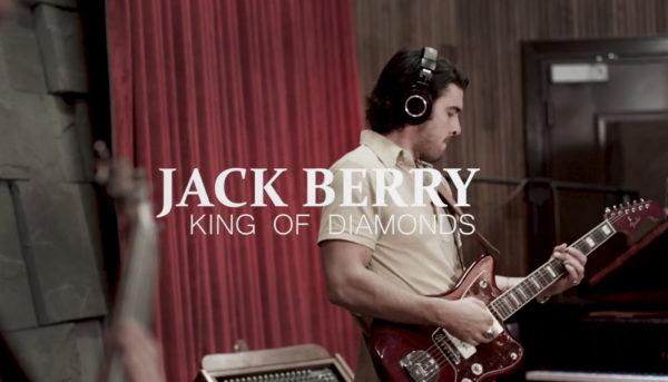 Jack Berry King of Diamonds