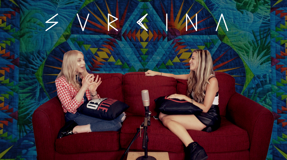 SVRCINA red couch, Homecoming interview with NASHVILLE UNSIGNED