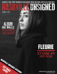 FLEURIE Interview on the Red Couch with Nashville Unsigned